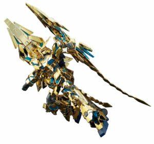 HGUC 機動戦士ガンダムNT ユニコーンガンダム3号機 フェネクス (デストロイモード) (ナラティブVer.) [ゴールドコーティング] 1/144スケール