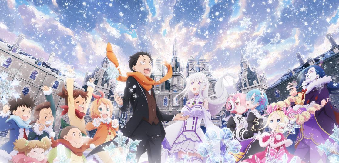 OVA『Re:ゼロから始める異世界生活 Memory Snow』
