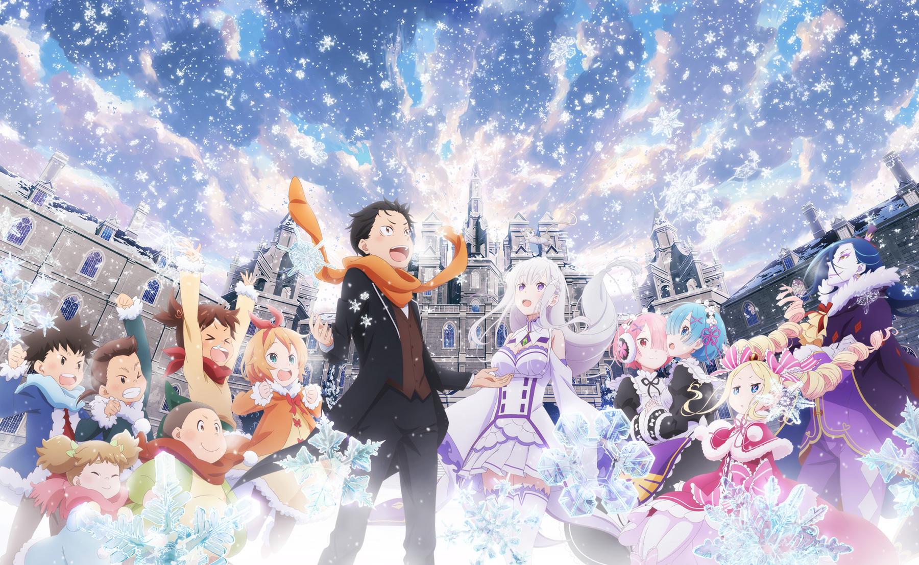 テレビアニメ Re ゼロから始める異世界生活 とは ホビールーム