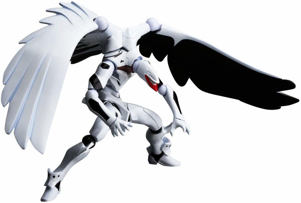 リボルテック EVANGELION EVOLUTION エヴァンゲリオン量産機(完全版) 約135mm ABS&PVC製 塗装済み可動フィギュア EV-009 海洋堂(KAIYODO)