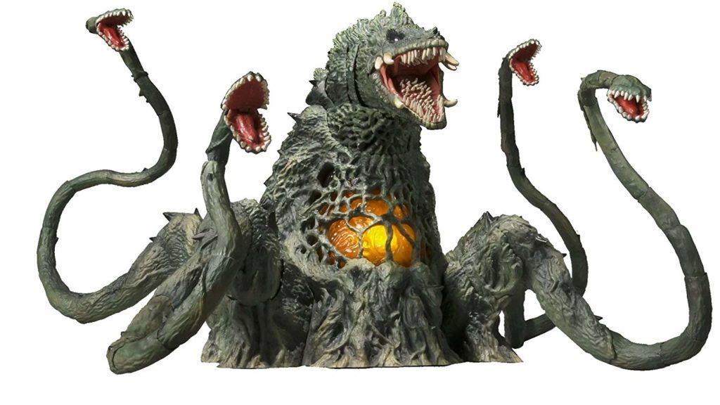 S.H.MonsterArts ビオランテ フィギュア 魂ウェブ商店