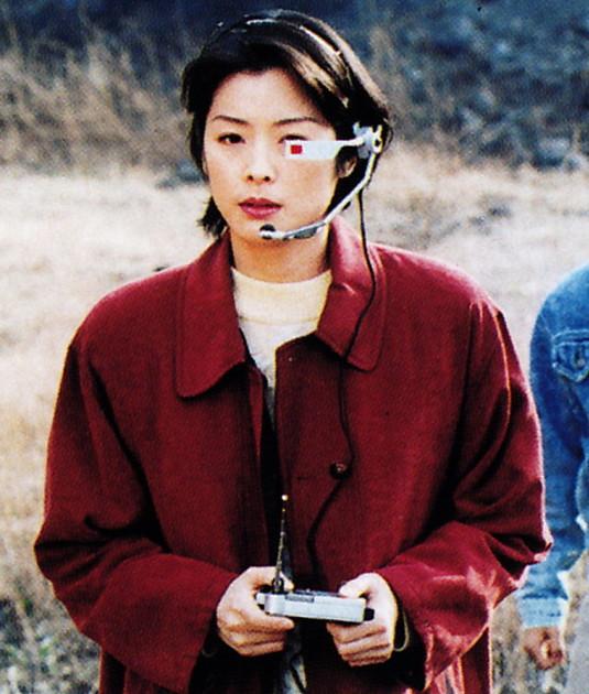 ウルトラマンガイアの稲森京子博士