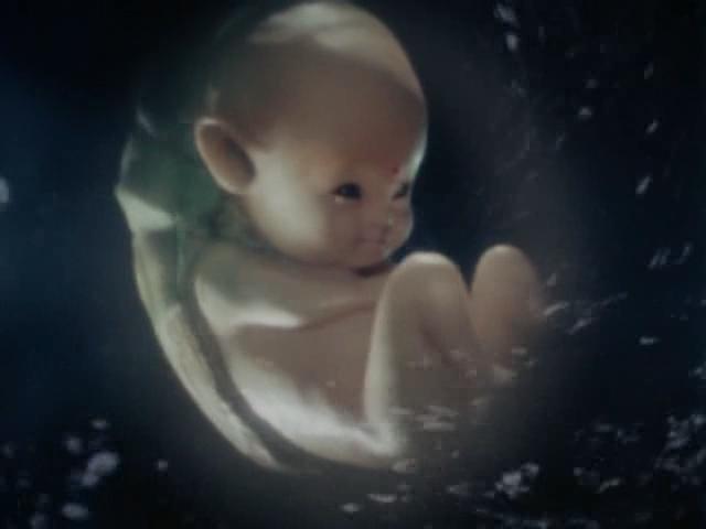 愛が真との間に身篭った子供であるライダーベイビーは、改造兵士となった真の遺伝子を受け継いだバッタと自然に融合したミュータントでもある。外見は人間の赤ん坊だが、背中に羽のような器官がある。