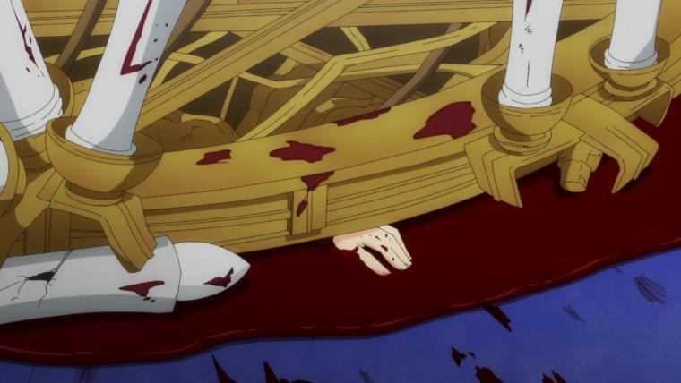 シャンデリア百合心中で、梨花と沙都子はともに死亡。