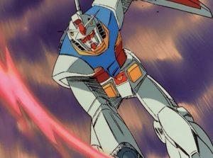 『機動戦士ガンダム』は、日本サンライズ制作の日本のロボットアニメ。テレビシリーズアニメとして1979年から名古屋テレビほかで放映された。