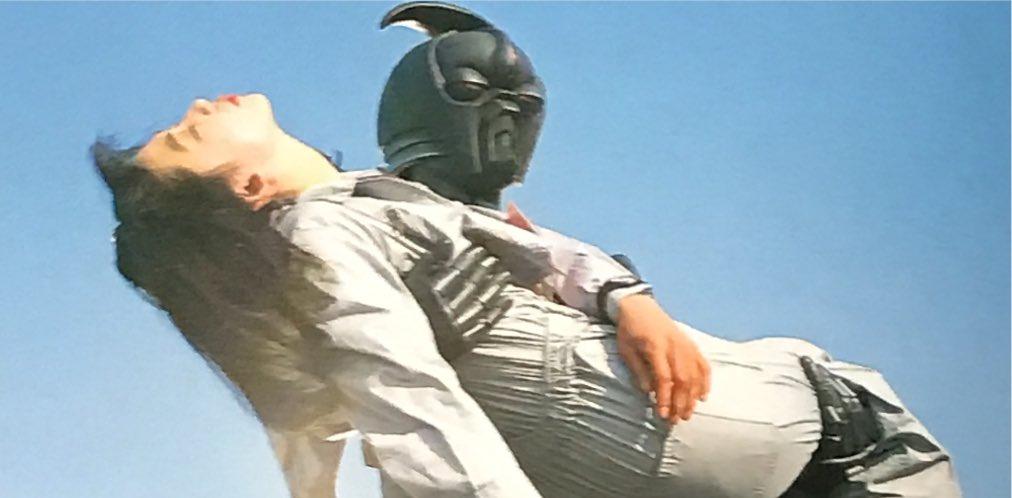 『鳥人戦隊ジェットマン』第49話「マリア…その愛と死」