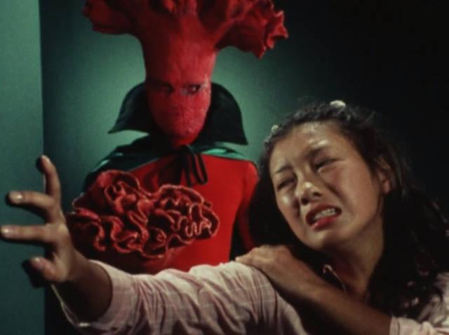 『仮面ライダーストロンガー』 第30話「さようならタックル!最後の活躍!!」にて、魔女怪人ドクターケイトは「お前の体に毒が回り始めている。やがて、お前は死ぬのさ!」と残酷な口調で死の宣告を行った。