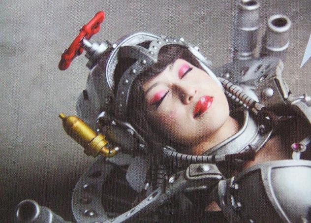 ケガレシアは、終盤ではヨゴシマクリタインに最終的に反旗を翻した為、害気大臣キタネイダスと共に粛清されてしまい、最期はキタネイダスと共に眠るような悲しい最期を遂げる(『炎神戦隊ゴーオンジャー』GP-49「最終ケッセン」)。