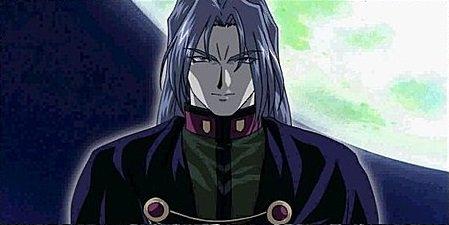 山崎真之介(やまざきしんのすけ)は、強大な妖力・妖術を身につけ悪の組織「黒之巣会」を結成し、「葵叉丹」(あおいさたん)を名乗る様になった。