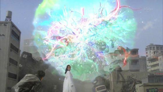 玉響姫は、マガオロチの攻撃を受けて再び姿を消した。