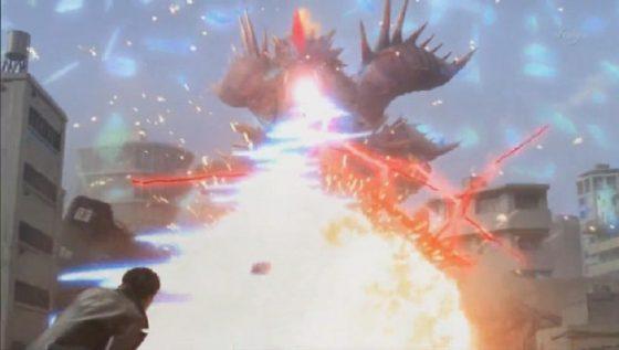 マガオロチを足止めをしていた玉響姫は、マガ迅雷によって消滅してしまった・・・