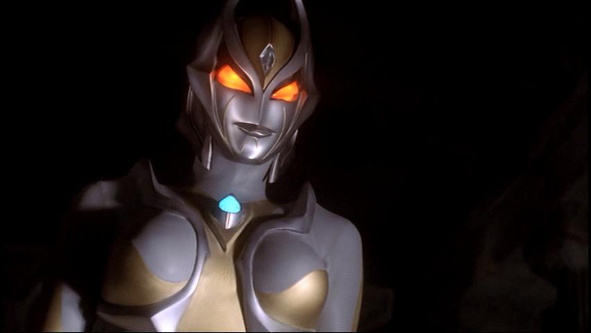 カミーラは、平成ウルトラシリーズでは初のウルトラウーマンにして、極めて珍しい「悪のウルトラウーマン」。