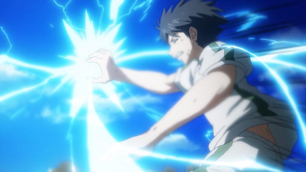 上条当麻の右手には生まれつき「幻想殺し(イマジンブレイカー)」という力が宿っている。