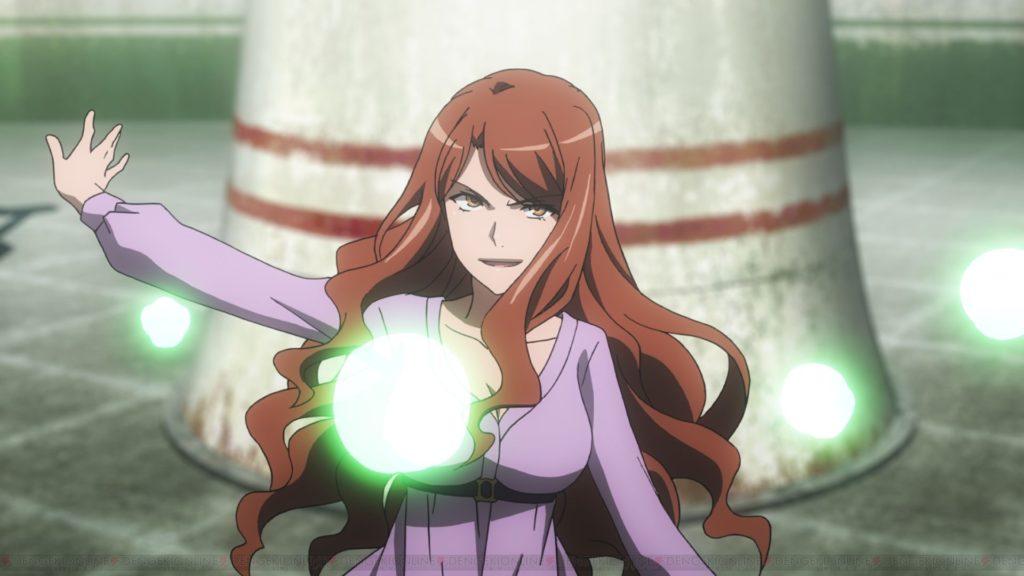 『とある科学の超電磁砲』に登場する麦野沈利は、原子崩し(メルトダウナー)(レベル5)によって全身からビームが撃てる。アニメでは美琴の電撃との区別を考慮してか、光線が緑色になっている。