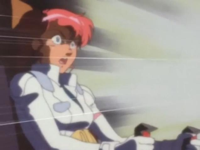 ケイトの乗るガンイージのコクピットを串刺しにしたシーンは、視聴者にトラウマを植えつけた。