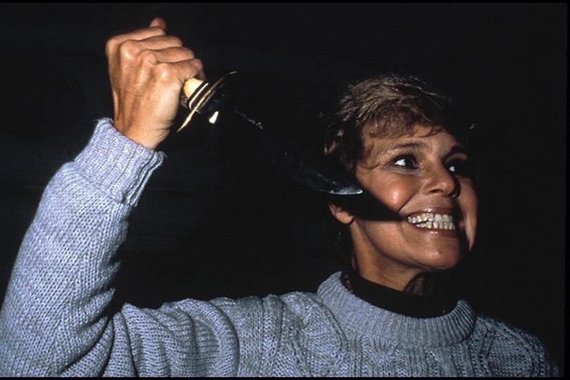 第1作目『13日の金曜日』の殺人鬼の正体は、ジェイソンの母親である「パメラ・ボーヒーズ」。