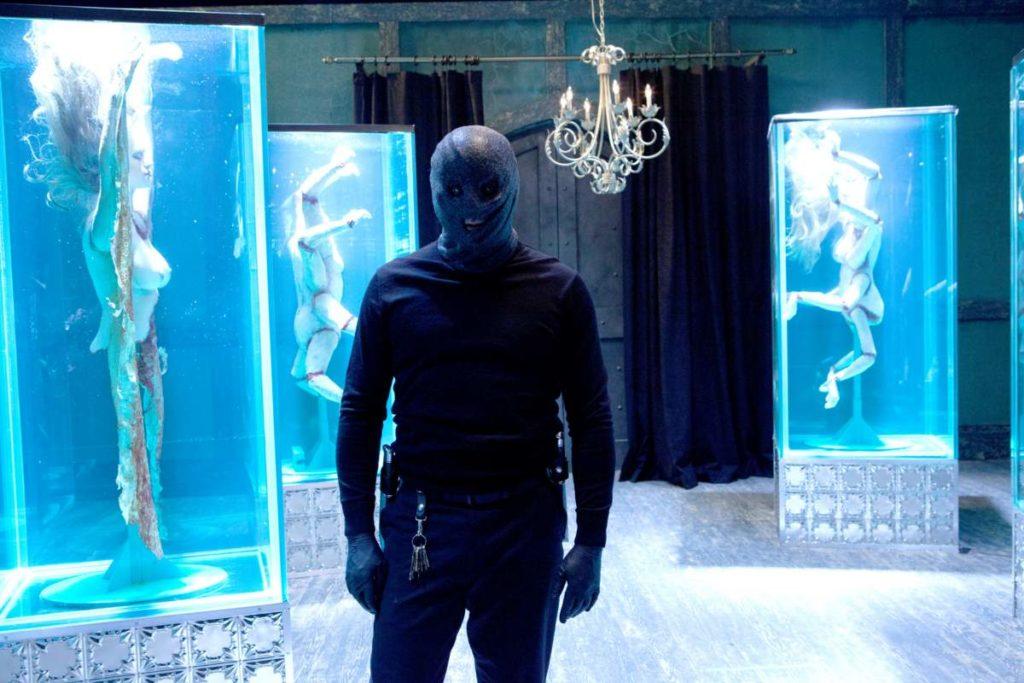2009年の映画『ワナオトコ』の続編「パーフェクト・トラップ」(2012年)は、殺人のための罠が仕掛けられた恐怖の館からの救出劇を描くソリッド・シチュエーション・スリラー。