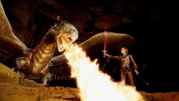 エラゴン 遺志を継ぐ者(2006年)ドラゴンと心を交わし天空を舞う、選ばれしドラゴンライダーの壮大な旅が今始まった。