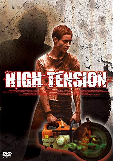 「ハイテンション」(2003年)は、あまりに残酷な演出とあからさまな殺人描写で日本での公開が長らく封印されてきたフランス発の究極の直球スプラッター映画。