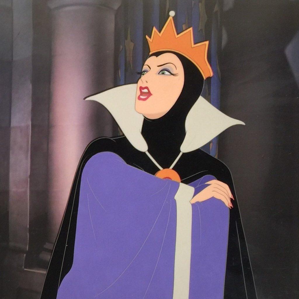 『白雪姫』(1937年)に登場する邪悪な女王・魔女