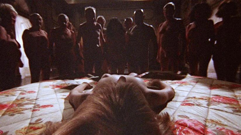 悪魔崇拝者の老人たちに輪姦されたローズが子供を身ごもり、子供の悪魔化を阻止しようと必死に抵抗する。悪魔の誕生と身近に潜んでいるカルトな悪魔崇拝の恐怖が描かれる。