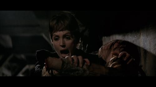 屋根裏部屋で、フルノーは、息子のルイスが殺した女生徒たちの死体を見つけた。フルノーは、ルイスの本性・狂気を知り驚愕する。