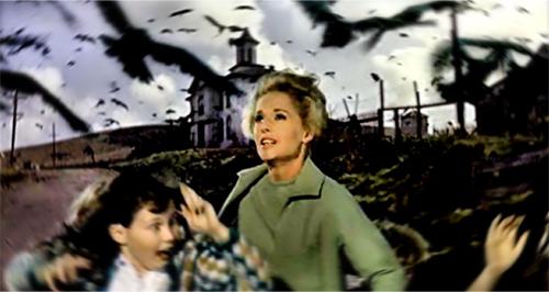 1970年代に量産された動物パニック映画の原点にして金字塔「鳥」(1963年)