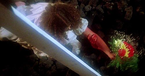 『キャリー』(1976年)の衝撃のラスト、突然、墓場から手が出てくる・・・