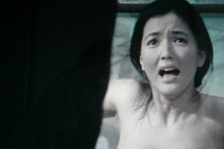 ヒッチコックの『サイコ』の浴室惨殺シーンからヒントを得た「美女の入浴シーン」「美女の入浴中の惨殺シーン」(全裸死体)を売りにしていた。