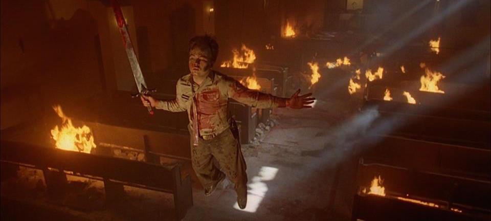 『デビルスピーク』は、悪魔が憑依しているスタンリー・クーパースミスは、残虐な復讐を開始する。オカルト・スプラッターのカルト映画。