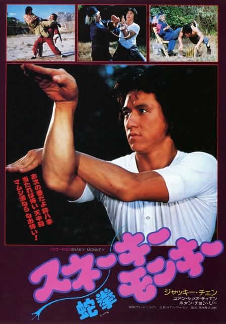 『スネーキーモンキー 蛇拳』(1978年)
