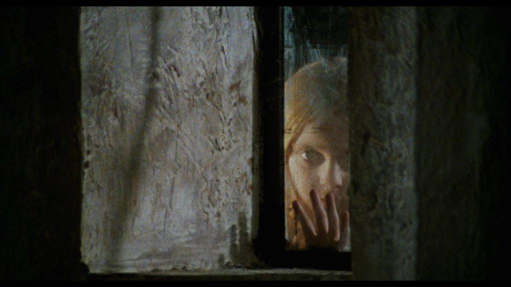 マリオ・バーヴァ監督のオカルト映画「呪いの館」に登場する「メリッサの幽霊」。
