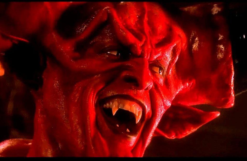 ティム・カリーが演じた闇の王「ロード・オブ・ダークネス」はクリーチャーとして人気が高い。