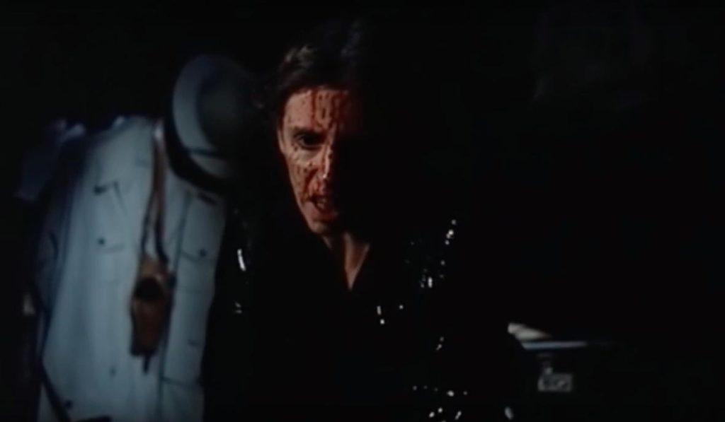 テリーは、殺人鬼と思われたカールを射殺したが、真犯人は違った。翌年の「サマーキャンプ・インフェルノ」(1983年)と同じオチの衝撃的なラスト。中年の独身女性マリオンはなんと男だった。