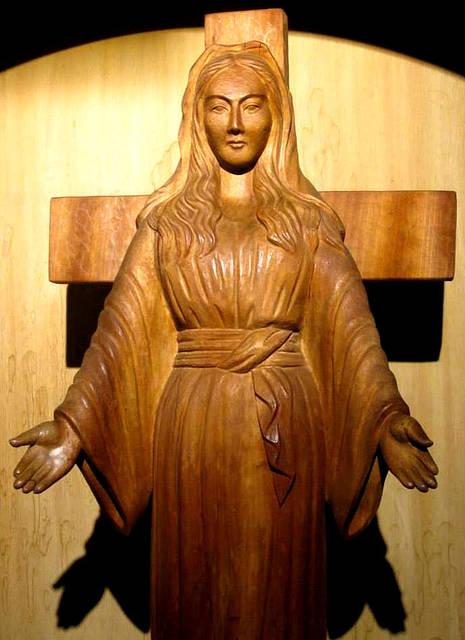 「秋田の聖母マリア」 木製の聖母マリア像からの101回に渡る落涙および芳香現象、3つのお告げなどの奇跡があったと言われている。