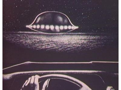 『木曜スペシャル』現代の怪奇・追求第3弾「宇宙人は地球に来ている!!」(1974年初放送)宇宙人が地球に来ていた証拠を求め、矢追純一ディレクターが日本各地を取材・検証していく。