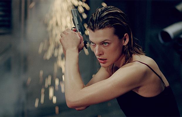 アリス・アバーナシー(Alice Abernathy)は、カプコンの実写映画『バイオハザード』シリーズの主人公。T-ウィルスの開発者の娘であるアリシア・マーカスのクローン(そのため幼少期の記憶がない)。アリス・アバーナシーは偽名であり、本名はジェイナス・プロスペロー (Janus Prospero) 。元アンブレラ社特殊部隊員であり、当時から高い戦闘能力を持っていた。