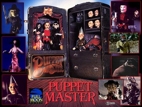 フィギュアシリーズ『パペットマスター』は、90年代のフィギュアブーム期に、その奇抜なデザインと魅力的な造形、そして豊富なバリエーションによって、一大ブームを巻き起こした。