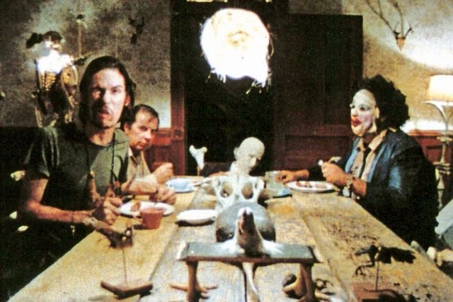 ソーヤー一家の狂気の晩餐