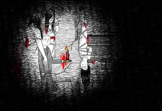 主人公トーマスの病み切った精神が描き出す悪夢は、あなたのプレイによってその真実が変化します。さあ、灯りを消し、ヘッドフォンをつけて、悪夢の中へ。