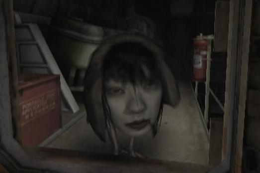 「SIREN2」に登場するゲーム史に残るトラウマキャラの「ともえ闇人」。