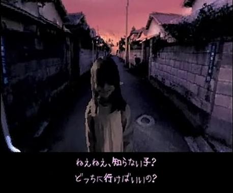 """「花子さんのお墓の噂」にて、「カスカ」ちゃんとの初対面シーンでビビった人は多い。カスカは、クルミが「花子さんのお墓」を探す中で、今は壊されてしまった""""ある古い社""""のあった辺りで出会った小さな女の子。"""