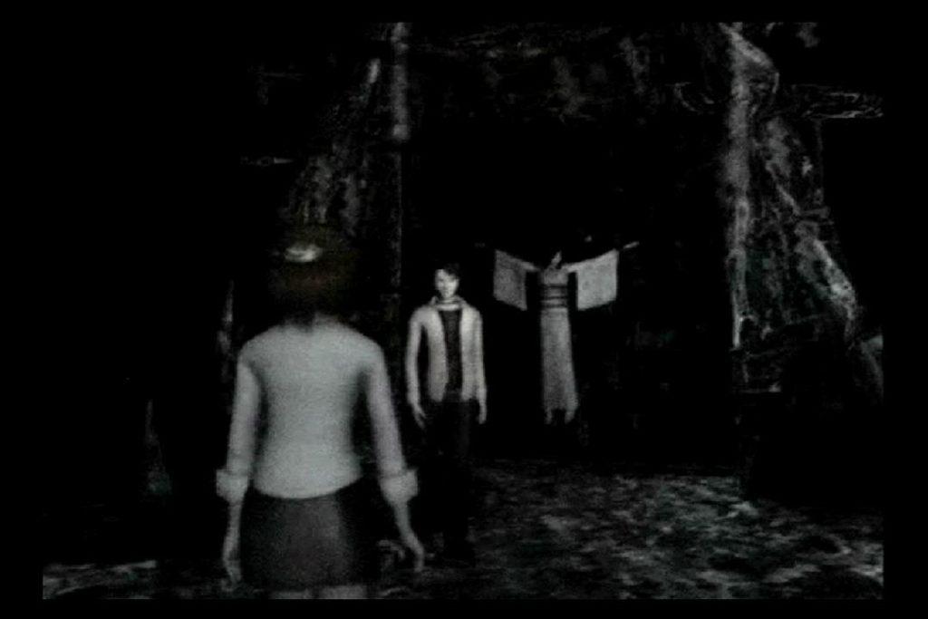 自らの魂を黄泉の門へ縛り付けることで門を封じる氷室霧絵を一人にしておけなかった兄の真冬は、そこに永遠に残ることに。深紅は、一人で氷室邸を脱出する。