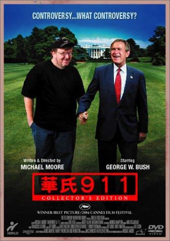 マイケル・ムーア監督がブッシュ大統領を徹底批判するドキュメンタリー。