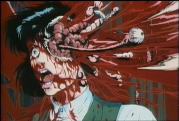 アニメとは思えない極左テロ組織の実態と行動を描き、激しくリアルな戦闘場面の描写が話題になった。
