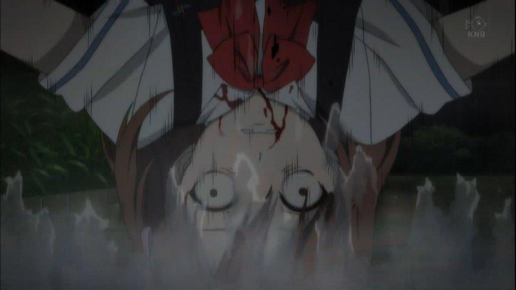 小椋 由美(おぐら ゆみ)の死に様は、テレビ放送後、「ブリッ死」というネタとして、ネットで伝説として扱われることになる。