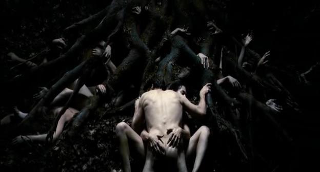 息子を事故で失った夫婦が深い悲しみと自責の念にさいなまれ、森の中の山小屋に救いを求めて迷走する姿を描くエロチック・スリラー作品。『ダンサー・イン・ザ・ダーク』の鬼才ラース・フォン・トリアーによる鬱映画の代表作。