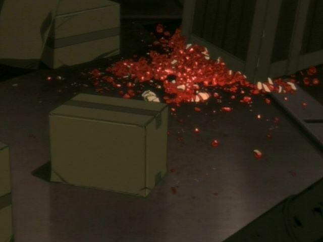 宮城 リクは、ディーヴァに強姦され、彼女の血を注がれ死亡した。血を飲まされ結晶化する。