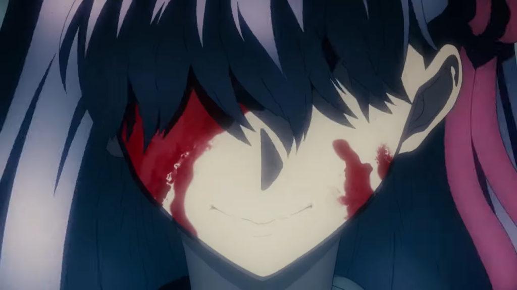 間桐桜は、ギルガメッシュを喰らい瞬殺してしまった(劇場版 Fate/stay night [Heaven's Feel]II.lost butterfly)。
