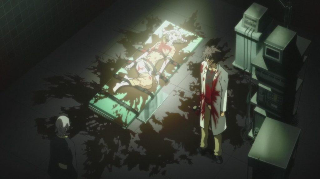 杭を心臓に打つこと─。妻であった恭子への残酷な実験によって、対抗策を突き止めた敏夫。